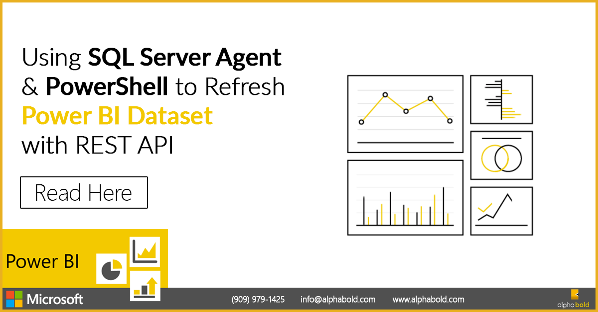 Power BI Dataset with REST API