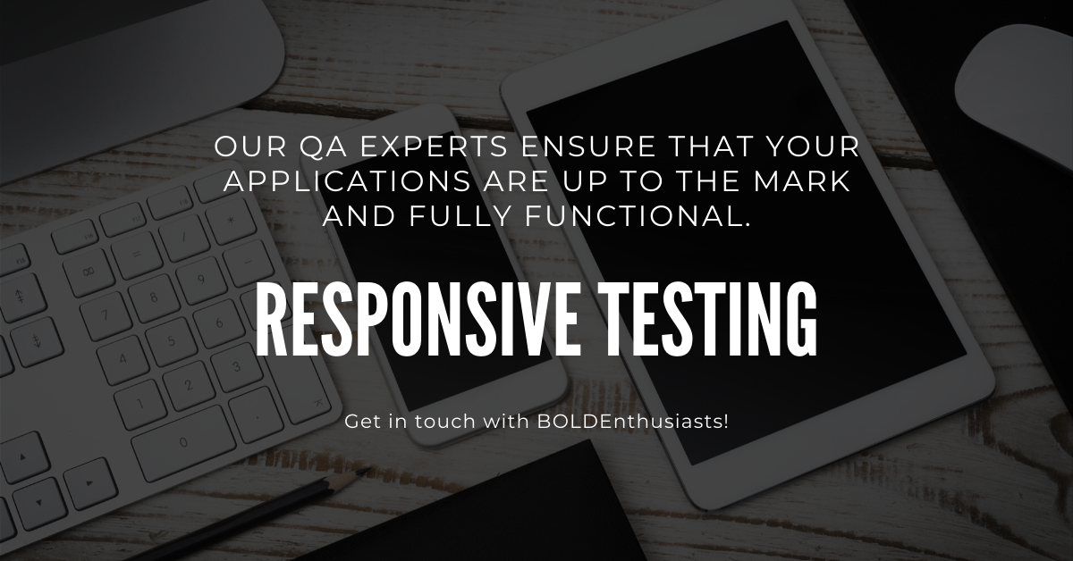 responsive testing services
